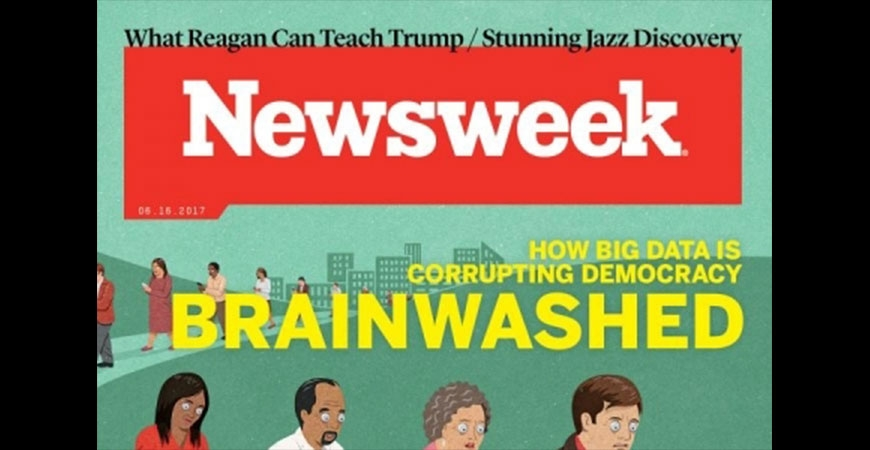 newsweek online article about being brainwashed
